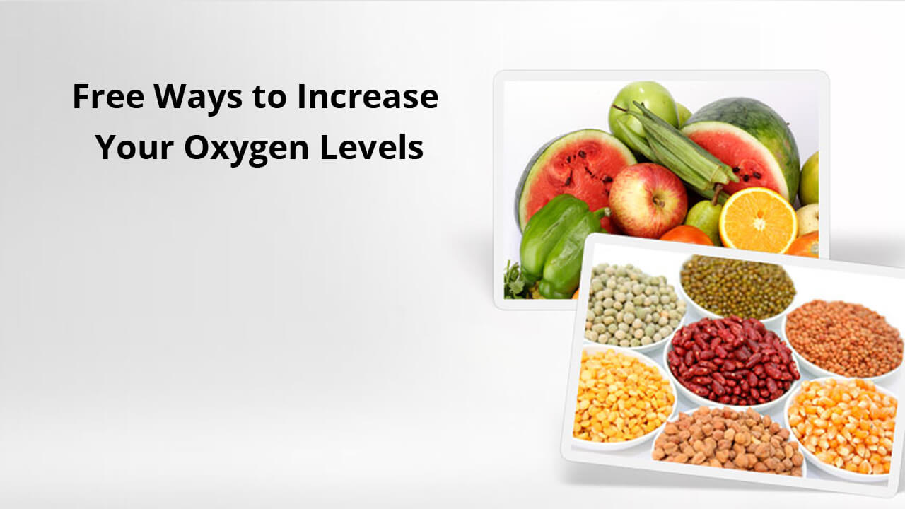 How To Increase Blood Oxygen Levels Naturally